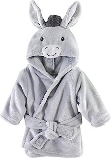 Hudson Baby 柔软毛绒婴儿浴袍 Donkey 0-9 个月