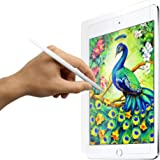 [2 件装] iPad Mini 5 屏幕保护膜平装,苹果铅笔兼容,防眩光,高触摸灵敏度 Matte PET 膜,令人惊…