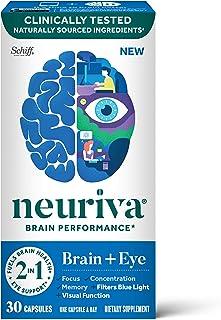 Neuriva 大脑和视力补充剂