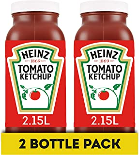 亨氏番茄番茄酱,2 x 2.15 升