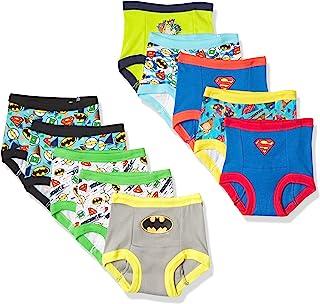 Justice League 幼儿男孩如厕训练裤多件装