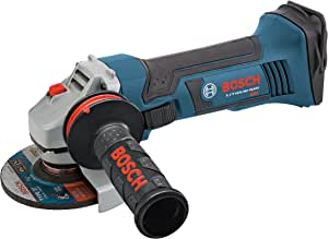 "Bosch GWS18V-45 18V Angle Grinder, 4-1/2"""