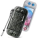 Tomtoc Nintendo Switch Lite 超薄便携包,保护性便携式便携包,[原始*],旅行存储硬壳,带 8…
