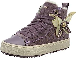 Geox 健乐士 女孩 J Kalispera Girl A 高帮运动鞋