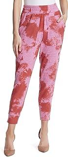 Jessica Simpson 女士 Ryland 高腰套穿针织慢跑裤