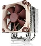 Noctua NH-U9S,优质 CPU 冷却器,带 NF-A9 92mm 风扇(棕色)
