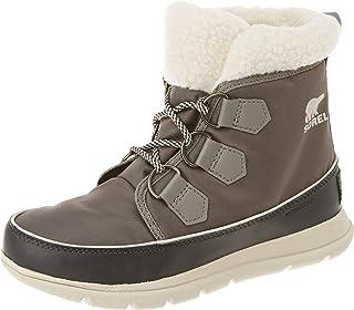 Sorel 女士 Explorer Carnival 雪地靴