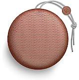 B&O PLAY by Bang & Olufsen A1便携式蓝牙扬声器,带麦克风–橘红