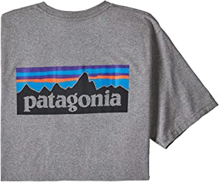 Patagonia 男士 有机棉T LOGO-T 夏季短袖 T恤 39174