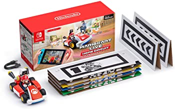 Mario Cart Live Home Set Mario套装