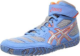 Asics Aggressor 2 男士摔跤鞋