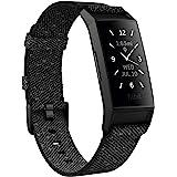 Fitbit Charge 4 高级健身追踪器,带 GPS、游泳追踪和长达 7 天电池