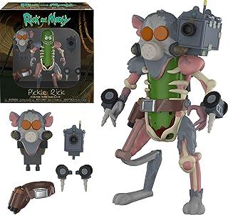 Funko 29783 可动人偶:Rick & Morty Pickle,多色