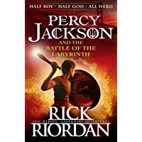 Percy Jackson and the Battle of the Labyrinth (Book 4) (Perc…