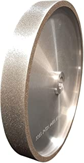 VMTW 8X1 英寸 CBN 磨砂轮 180 砂磨 高速钢切割工具