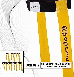 OPTIMUM TRAINING 钓具皮带和2旗(7双装)