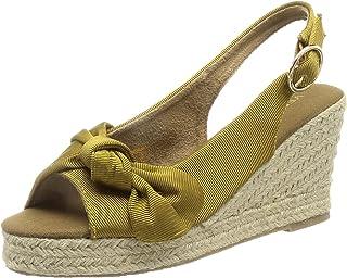 VERO MODA 女士 Vmfelia 坡跟帆布鞋