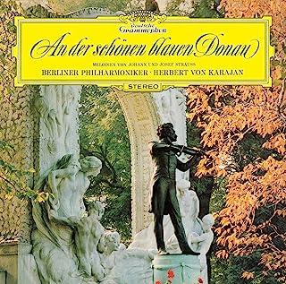 An Der Schonen Blauen Donau Strauss: Walzer/Polkas/Marches (UHQCD /MQA - 24bit Remaster)