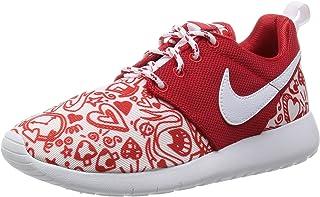 NIKE 女童 Roshe One 印花 (Gs) 低帮运动鞋