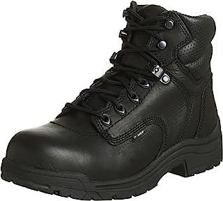 Timberland PRO 女士 72399 Titan 6英寸(约15.24厘米) 软头靴