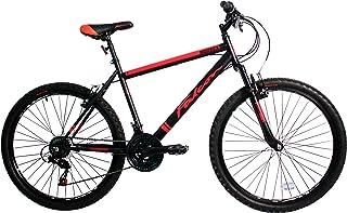 Falcon 男式 Maverick Mountain 自行车,黑色/红色,12 岁