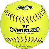 "Rawlings 14"" 超大投手训练垒球"