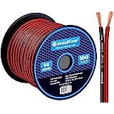 InstallGear Speaker Wire 14 规格IG14100RBK 100 FT