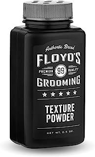 Floyd's 99 纹理粉末 - 增加体积和厚度 - 吸收多余油 - 不褪色