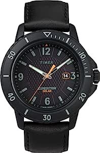 Timex Men's Expedition Gallatin Solar 44 mm Watch