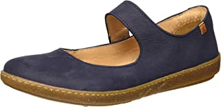 El Naturalista 女士 N5301 Pleasant Ocean/oral 浅口芭蕾舞鞋