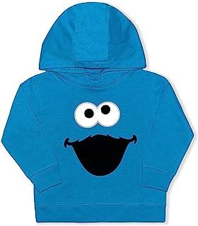 Sesame Street 男童套头连帽运动衫