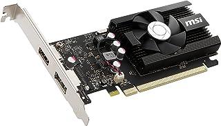MSI 微星 GeForce GT 1030 2GD4 LP OC 显卡 VD6606