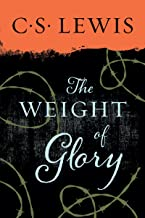 Weight of Glory (Collected Letters of C.S. Lewis) (English Edition)