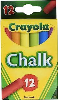 Crayola 粉笔,多色,每盒 12 支