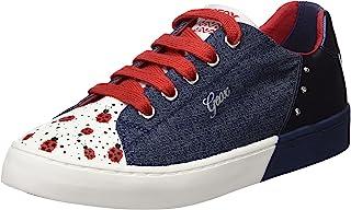 Geox 健乐士 Jr Ciak Girl D 女童低帮鞋