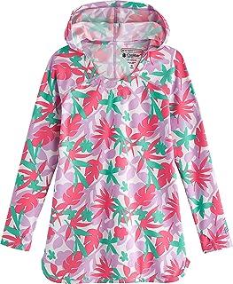 Coolibar UPF 50+ 女孩海岸泳衣 - *保护