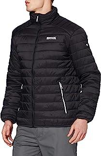 Regatta 男式 Freezeway Ii 轻质防水保暖绗缝夹克