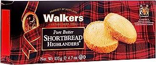Walker's Shortbread Highlanders 饼干 4.5盎司(135g)