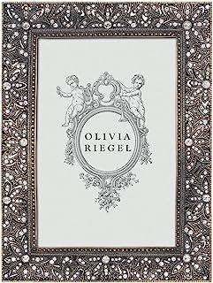 Olivia Riegel 青铜温莎 10.16cm x 15.24cm 框架