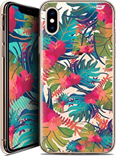 iPhone 5/5S Caseink 手机壳,印刷高清水晶多边形动物系列 - 超薄 - 硬质 - 含高级高清屏幕保护膜 - 鹰CRYSPRNTIPHONEXTROPICOLORS  Apple iPhone X (10), iPhone XS...