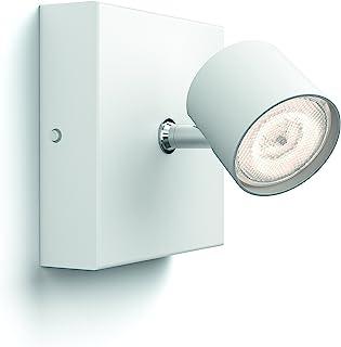 Philips 飞利浦 myLiving 星星暖光射灯 带调光效果,1件装,白色