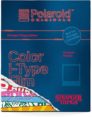 Polaroid Originals - 4926 - I-型彩色胶片 - Stranger Things 版