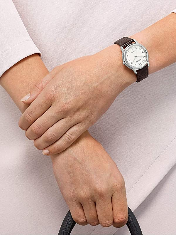 Citizen 西铁城 光动能 女式手表 FE6011-14A ¥559.33