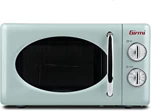 Girmi FM21 组合微波炉 复古设计 20 升 700 + 800 W