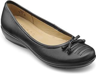 Hotter 女士 Emmy 超宽芭蕾舞鞋