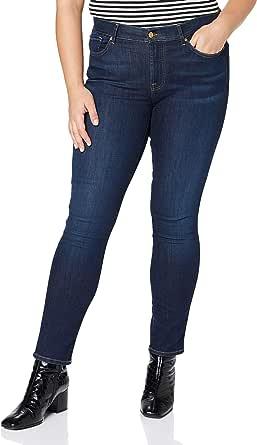 7 For All Mankind 女士 Roxanne 牛仔裤