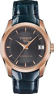Tissot Couturier 自动女式手表 T035.207.36.061.00