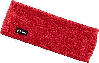 LUPA 儿童和青少年加拿大手工中性款三层微绒头带(法拉里红)