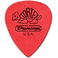 Dunlop 462P.50 Tortex® TIII, Red, .50mm, 12/Player's Pack