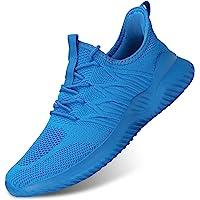 男式跑步鞋一脚蹬步行运动鞋轻便透气休闲软底运动鞋